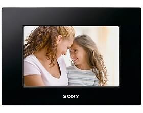 "Sony DPF-D810 8"" Digital Picture Frame in Cameras & Photo, Digital Photo Frames 