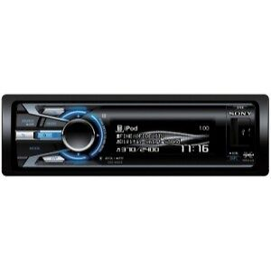 Sony DSX-S200X CD Player/MP3 In Dash Rec...