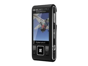 Sony Ericsson Cyber-shot C905 - Night bl...