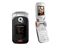 Sony Ericsson Walkman W300i - Shadow bla...