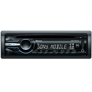 Sony-MEX-BT3900U-Bluetooth-car-stereo-Handsfree-USB-AUX-input-Radio