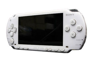 Sony PSP 1000 Base Pack Ceramic White Ha...