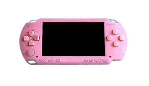 Sony PSP 1000 Base Pack Rosa Handheld-Sp...