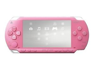 Sony PSP 1000 limited edition P!NK PSP v...