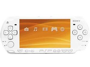 Sony PSP 2000 Slim & Lite Ceramic White ...