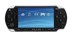 Sony PSP 2000 Slim & Lite Piano Black Ha...