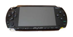Sony PSP 3000 Slim & Lite Piano Black Ha...