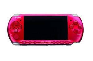 Sony PSP 3000 Slim & Lite Radiant Red Ha...