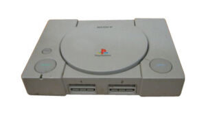 Sony PlayStation 1 Grey Console (PAL)