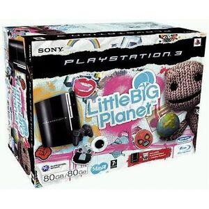 Sony PlayStation 3 LittleBigPlanet Dream...