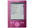 Sony Pocket Edition PRS-300 500MB, 5in - Pink