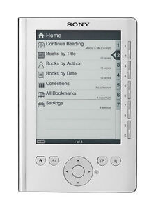 Sony Reader Pocket Edition PRS300SC/EPL ...