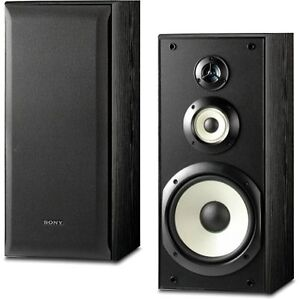 Sony SS-B3000 Bookshelf Speakers