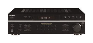 Sony STR DE197 2 Channel 100 Watt Receiv...