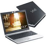 "Sony VAIO SZ5MN/B 13.3"" (120 GB, Intel C..."