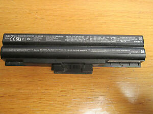 Sony (VGP-BPS13/B) 6 Cell Laptop Battery