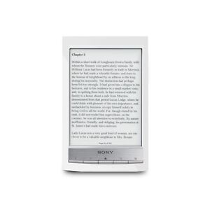 Sony eReader PRS-T1 2GB, Wi-Fi, 6in - Wh...