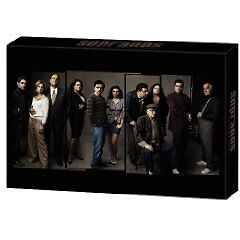The Sopranos - The Complete Series (DVD,...
