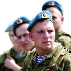 Military  on Soviet Army Paratrooper Vdv Uniform Hat Beret Blue New   Ebay