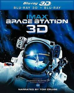 Space Station (Blu-ray Disc, 2010, 3D)