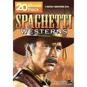 Spaghetti Westerns - 20 Movie Pack (DVD,...