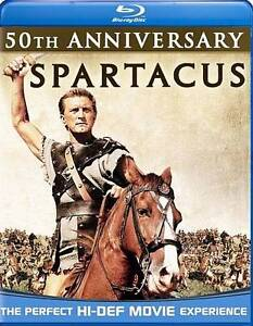 Spartacus (Blu-ray Disc, 2010, 50th Anni...