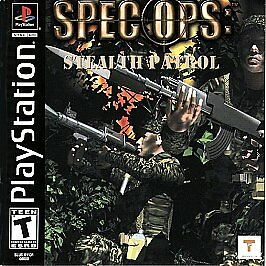Spec Ops: Stealth Patrol  (PlayStation, ...