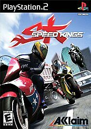 Speed Kings Sony PlayStation 2, 2003