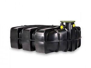 speidel flachtank 5000 liter kunststoffzisterne regenwasserzisterne ebay. Black Bedroom Furniture Sets. Home Design Ideas