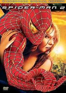 Spider-Man 2 (DVD, 2004, 2-Disc Set, Spe...