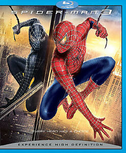 Spider-Man 3 (Blu-ray Disc, 2007, 2-Disc...
