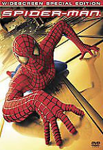 Spider-Man (DVD, 2002, 2-Disc Set, Speci...