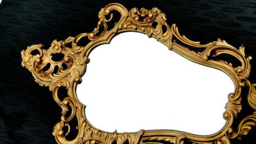 ovaler wandspiegel gold spiegel 50x76 antik barock. Black Bedroom Furniture Sets. Home Design Ideas
