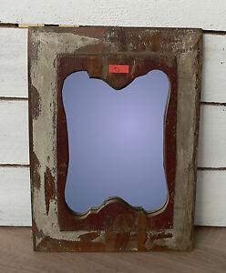 spiegel wandspiegel holz antik holzspiegel teak orient horror gothik shabby d ebay. Black Bedroom Furniture Sets. Home Design Ideas