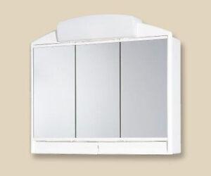 spiegelschrank badschrank jokey rano licht dose neu. Black Bedroom Furniture Sets. Home Design Ideas