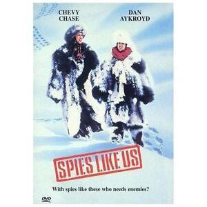 Spies Like Us (DVD, 1998)