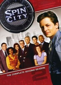 Spin City - The Complete Second Season (...