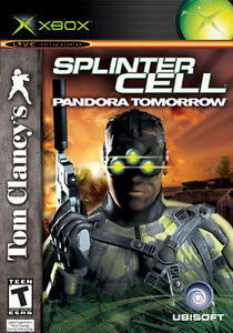 Splinter Cell: Pandora Tomorrow for Micr...