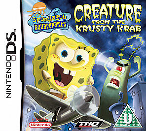 SpongeBob SquarePants: Creature from the...