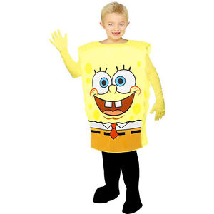 Spongebob-Squarepants-Fancy-Dress-Costume-Boys-Girls