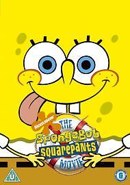 Spongebob Squarepants - The Movie (DVD, ...