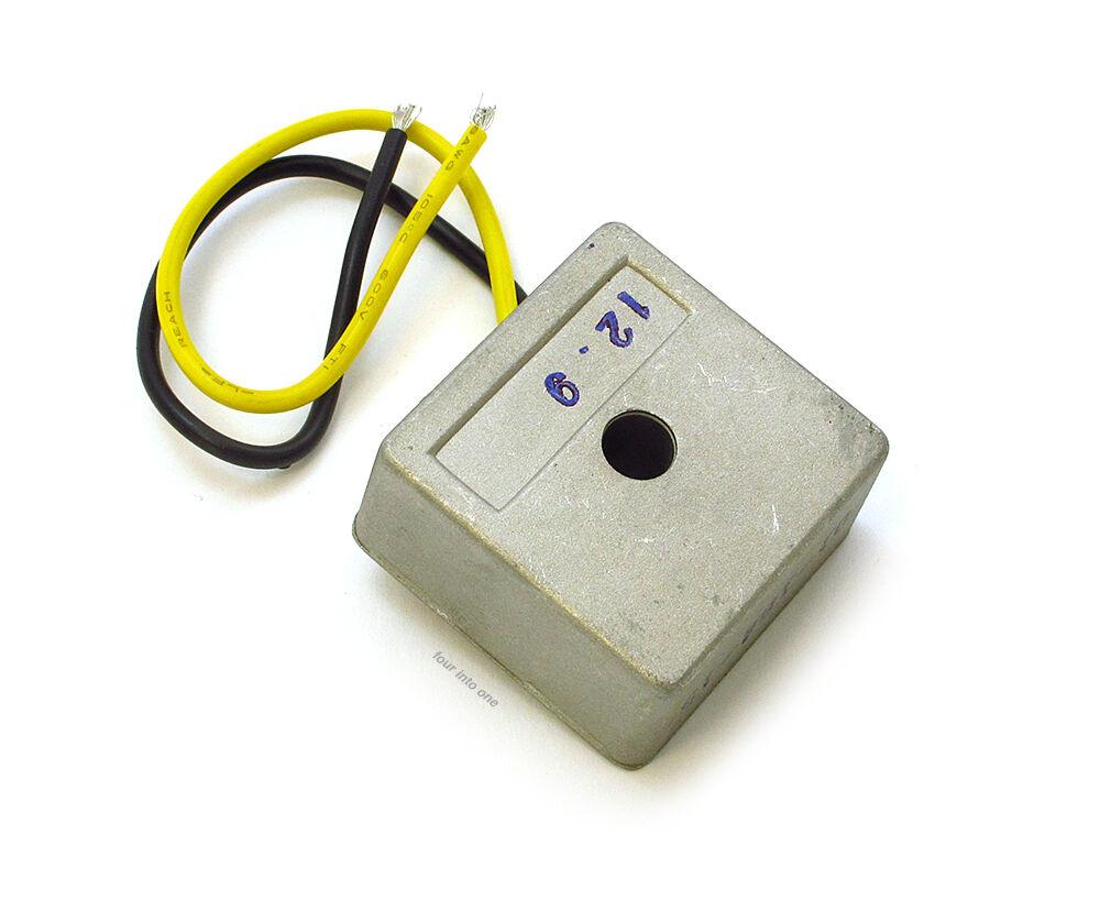 Sports Parts Inc Universal Motorcycle Voltage Regulator • 2 Wire • 01 154 15