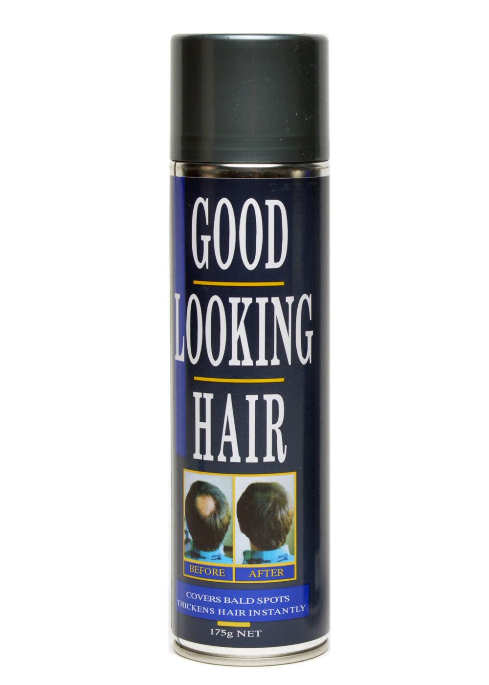 Hair Loss Concealer Spray GLH Dark Brown Instantly Hides