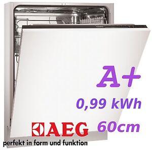 Spuelmaschine-Einbau-AEG-F5403PVIO-60cm-Geschirrspueler-Vollintegrierbar-NEU-A