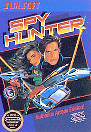 Spy Hunter  (NES, 1987)