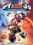 Spy Kids 3: Game Over (DVD, 2004, Includ...