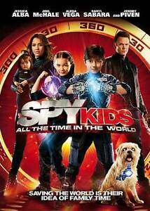 Spy Kids: All the Time in the World (DVD...