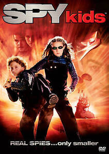 Spy Kids (DVD, 2011)