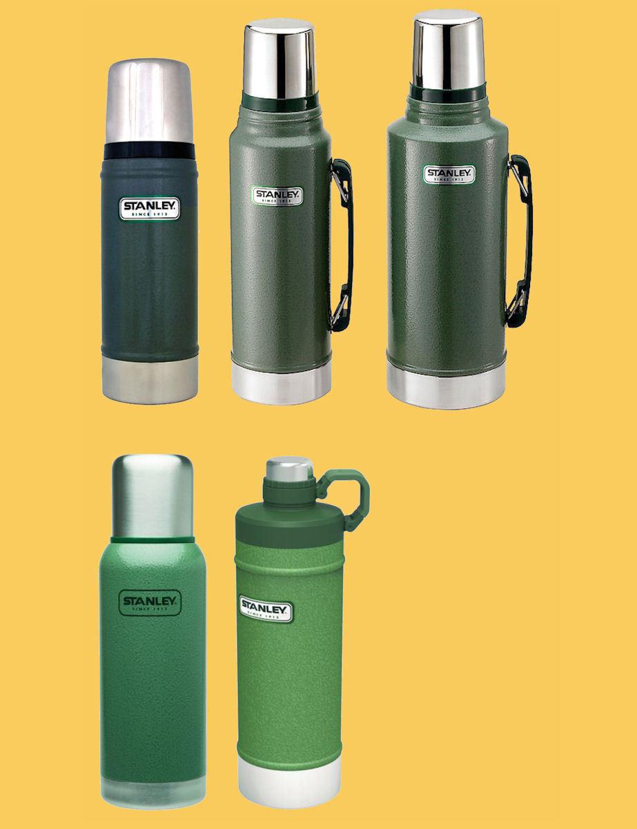 Stanley 624200 vide-Isolierflasche 1,9 1 pièces vert