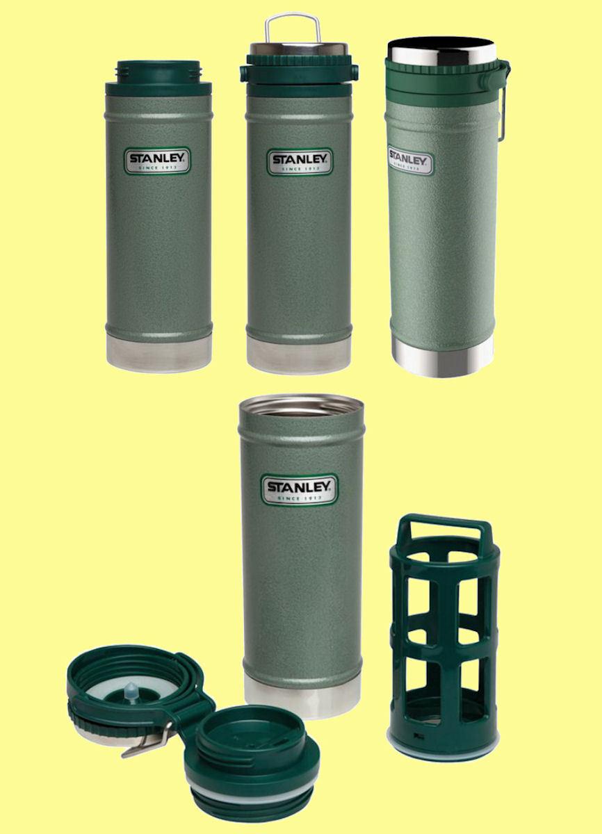 stanley classic vakuum travel press kaffeemaschine. Black Bedroom Furniture Sets. Home Design Ideas
